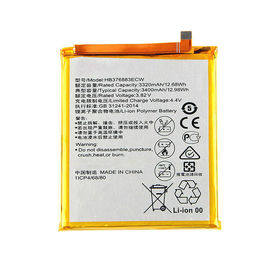 HB376883ECW Cell Phone Lipo Battery, Huawei Ascend P9 Plus Huawei Cell Phone Battery